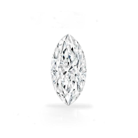 Forever Brilliant® Pear Shaped Moissanite