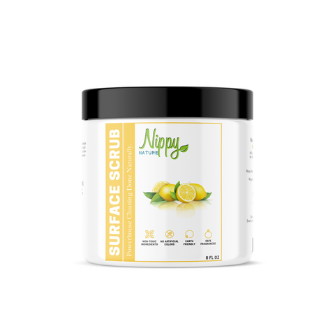 Surface Scrub Powder Cleaner Lemon
