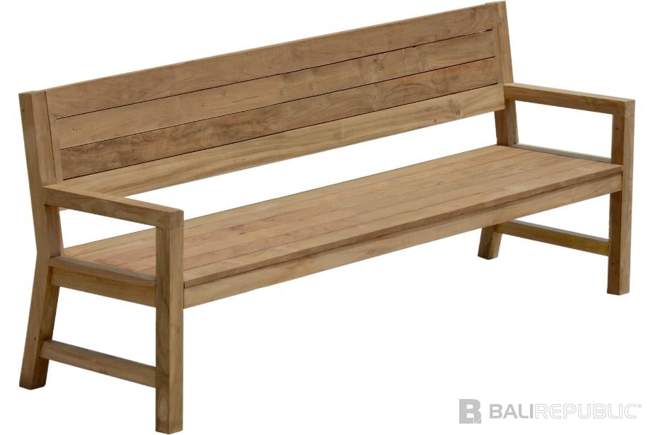 Outdoor Bench Seats   Tembok Outdoor Bench Seat 212 ...