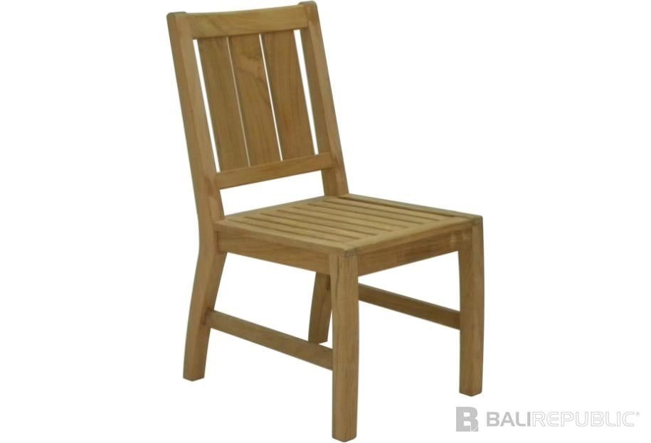 Outdoor Chairs   KUBU Outdoor Side Chair