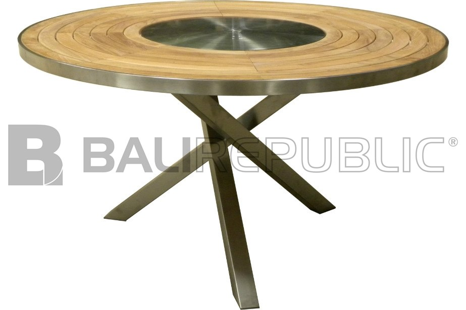 round outdoor table. Outdoor Tables - NUSA DUA Round Table