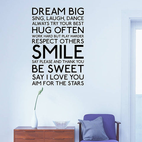 10 Inspirational And Motivational Wall Sticker Quotes Parkins