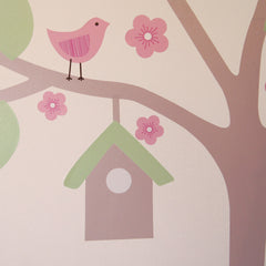 Cherry Blossom Tree Wall Stickers