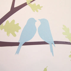 Bird Tree Wall Stickers