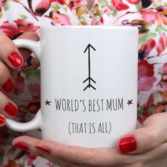 World's Best Mum Ceramic Mug