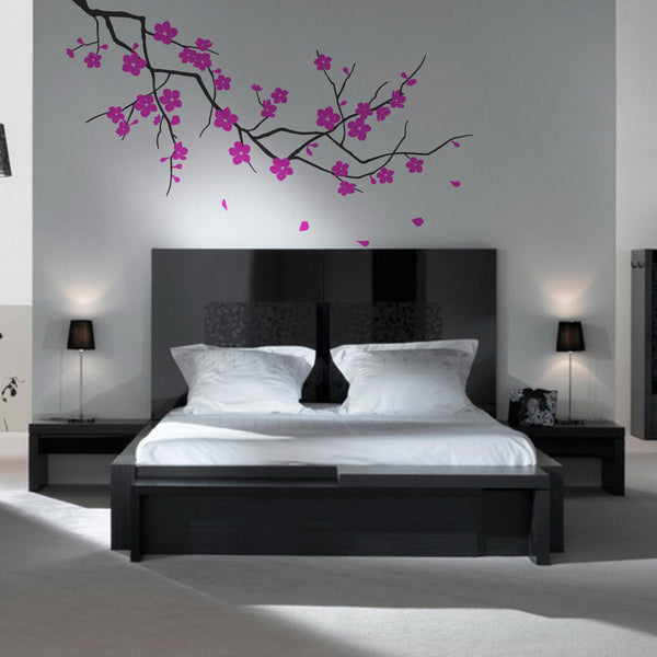 Tree Wall Stickers Parkins Interiors - Wall stickers for bedrooms interior design