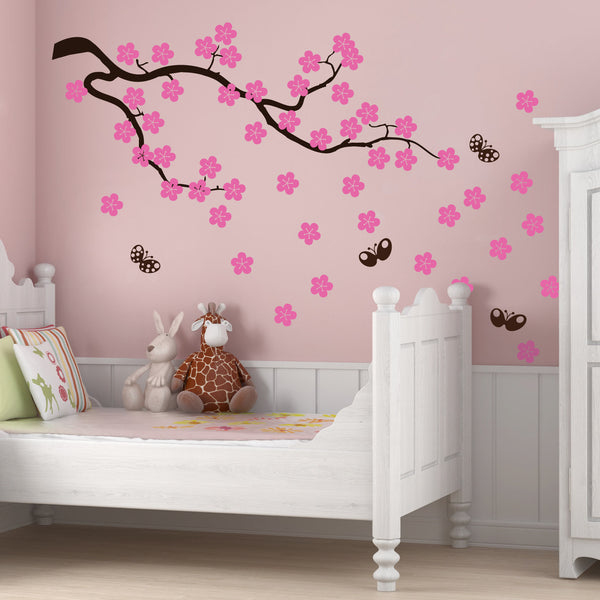 Girls Wall Stickers For Bedrooms > PierPointSprings.com