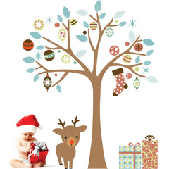 Christmas Tree Wall Stickers