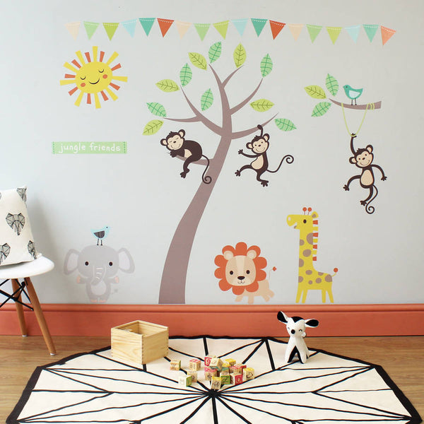 Children S Wall Stickers Parkins Interiors
