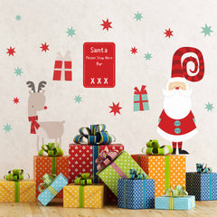 Christmas Childrens Wall Stickers