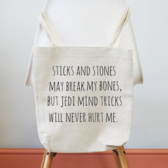 Sticks And Stones Tote Shopping Bag