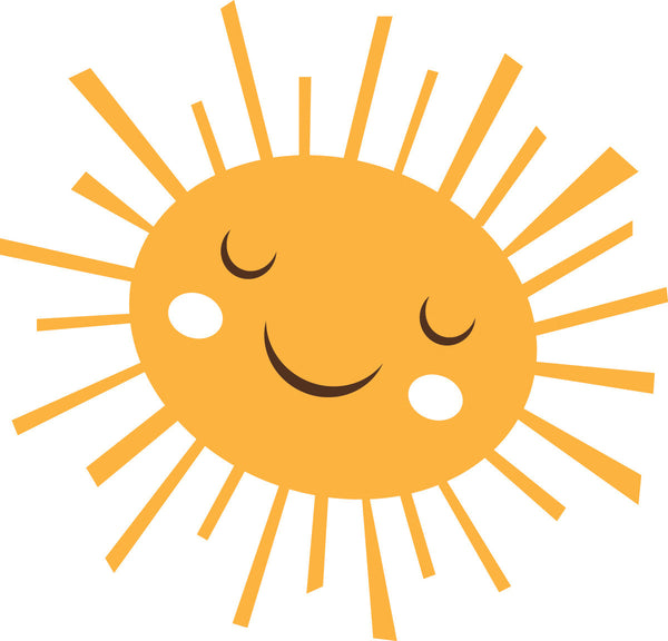 Sunshine Wall Sticker