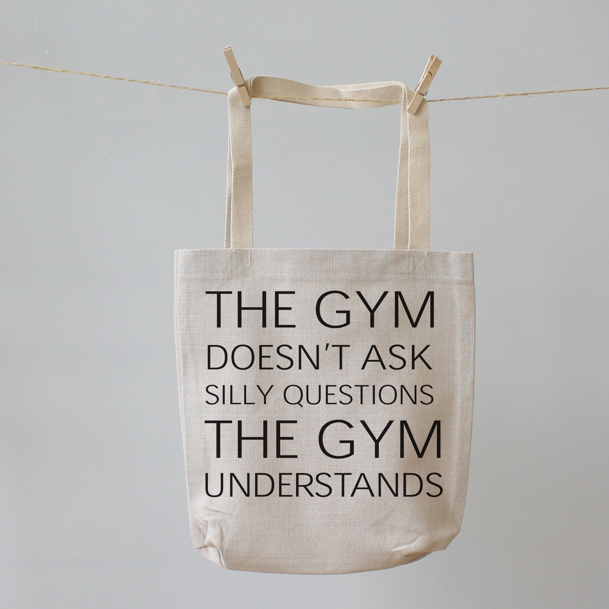 The Gym Doesn