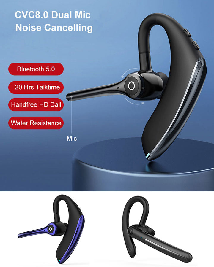 F980 and F910 Wireless Noise Canceling Bluetooth Headset
