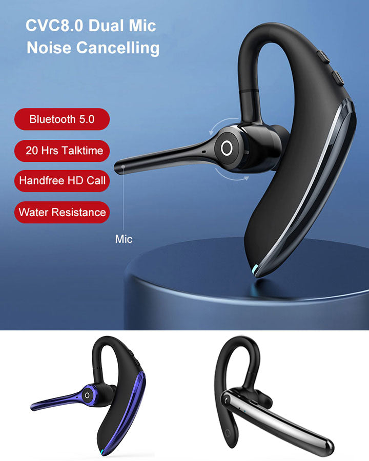 F990 and F910 Wireless Noise Canceling Bluetooth Headset