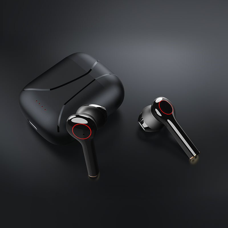 Smart Touch Control Bluetooth Earbuds