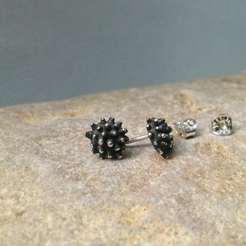 Paddle Cactus Bloom Inspired Ear Studs