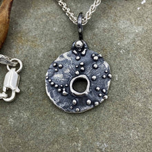 Load image into Gallery viewer, Open Circle of Meditation Necklace or Pendant