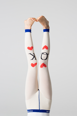 Braveling | Imagine legwear | Kings & Queens leggings