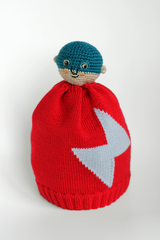 Braveling Little Hero Bobble Beanie