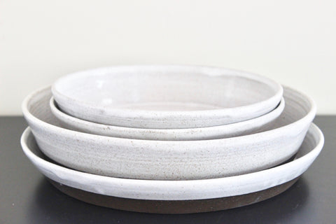 Bowl and Platter BUNDLE