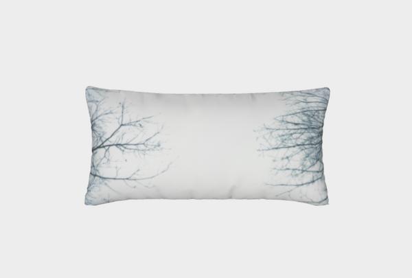Blue Branches Pillow Cover