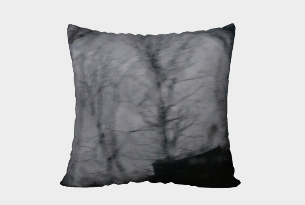 Blur Rain 11 Pillow Cover