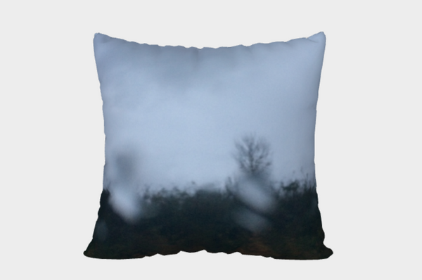 Blur Rain 7 Pillow Cover