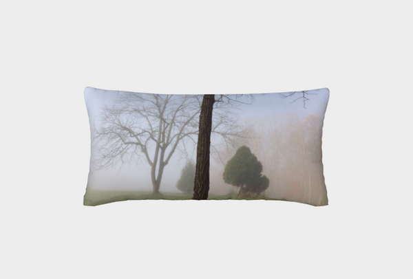 Road Fog 4 Pillow Cover