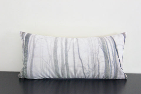 Forest Fog Pillow Cover