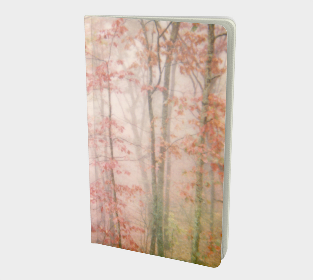 Pink Forest Notebook