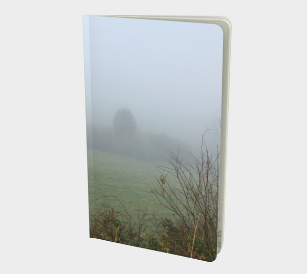 Road Fog 6 Notebook