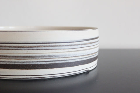 STRATA low bowl, 8.5 in.
