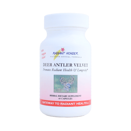 Deer Antler Velvet 50 to 1 Extract