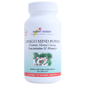 Ginkgo Mind Power
