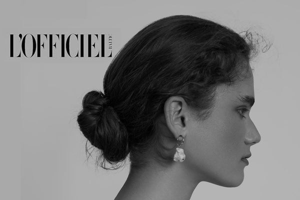 Gina for L'Officiel