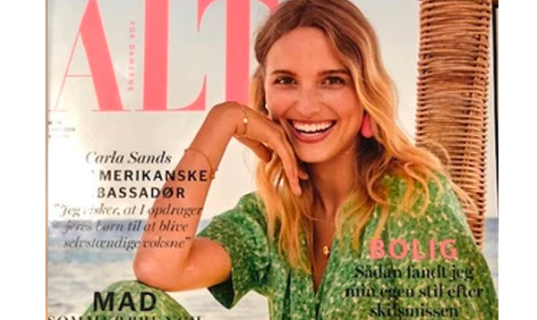 Danish fashion Magazine Alt