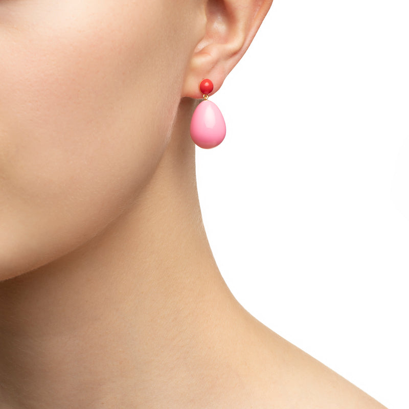 Mix Mini Drop Earrings