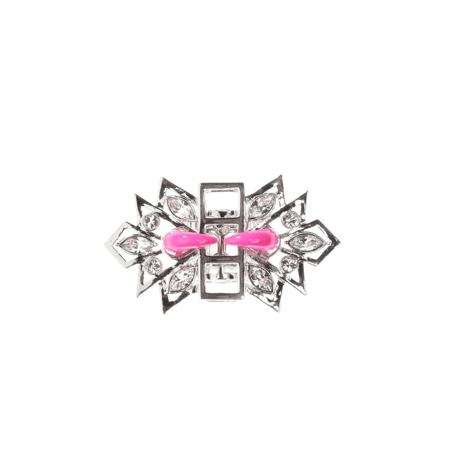 Eshvi: Gatsby glamour ring | Jewelry > Rings,Jewelry -  Hiphunters Shop