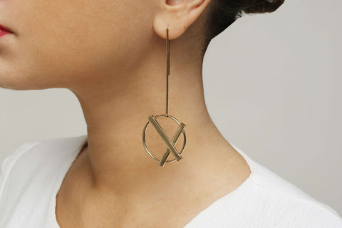 Shop Cross Earrings