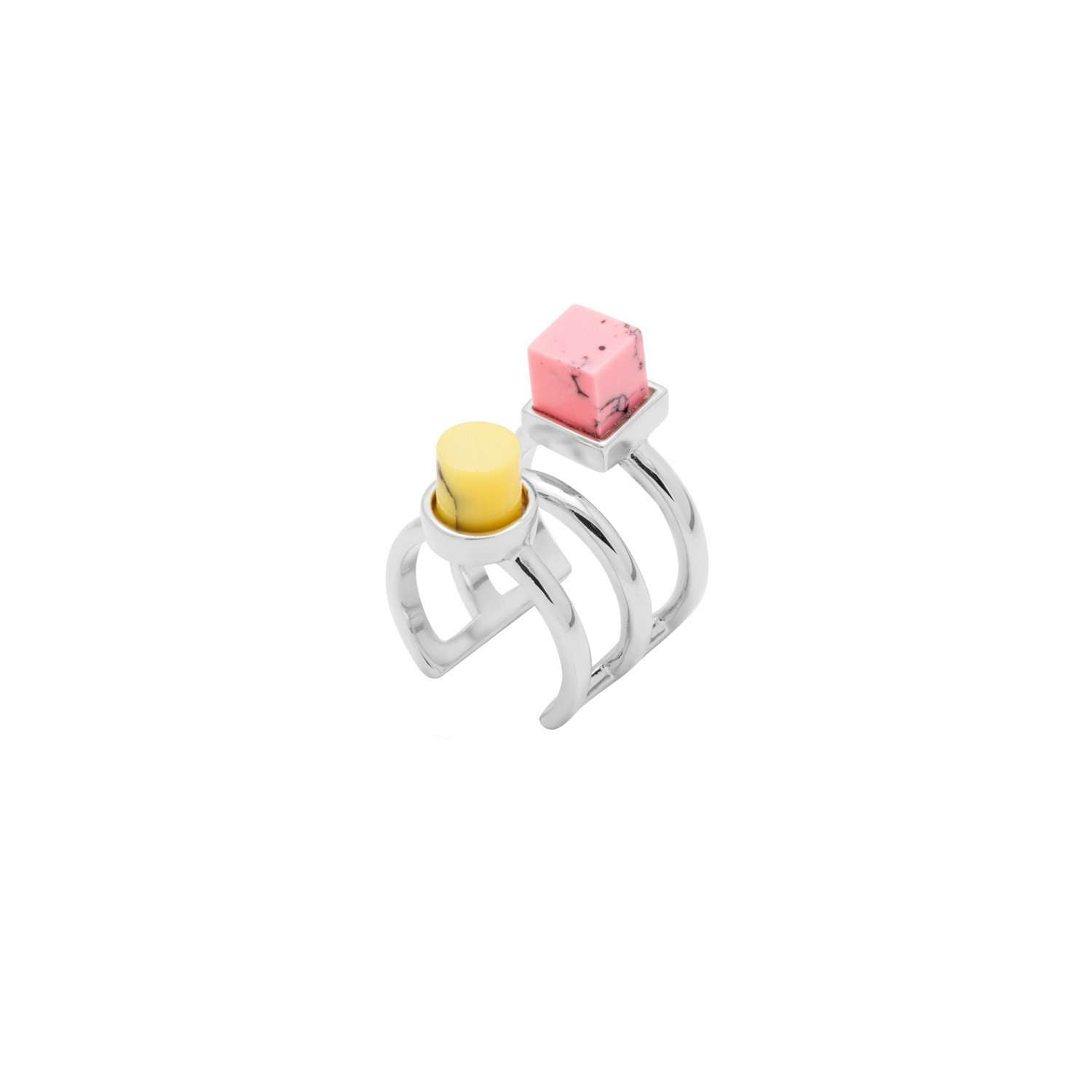 Eshvi: Back to school midi ring | Jewelry > Rings,Jewelry -  Hiphunters Shop