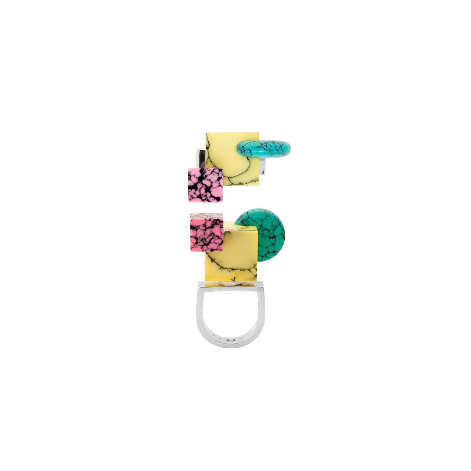 Eshvi: Back to school ring | Jewelry > Rings,Jewelry -  Hiphunters Shop