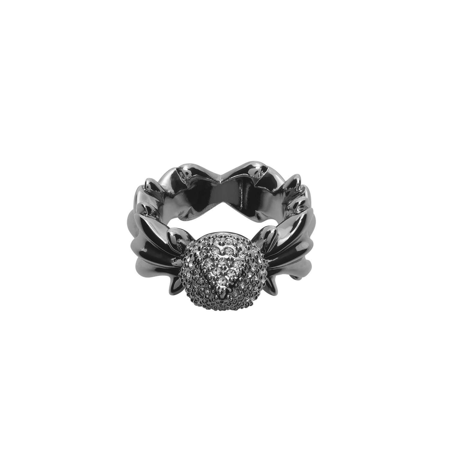 Eshvi: Twisted ring | Jewelry > Rings,Jewelry -  Hiphunters Shop