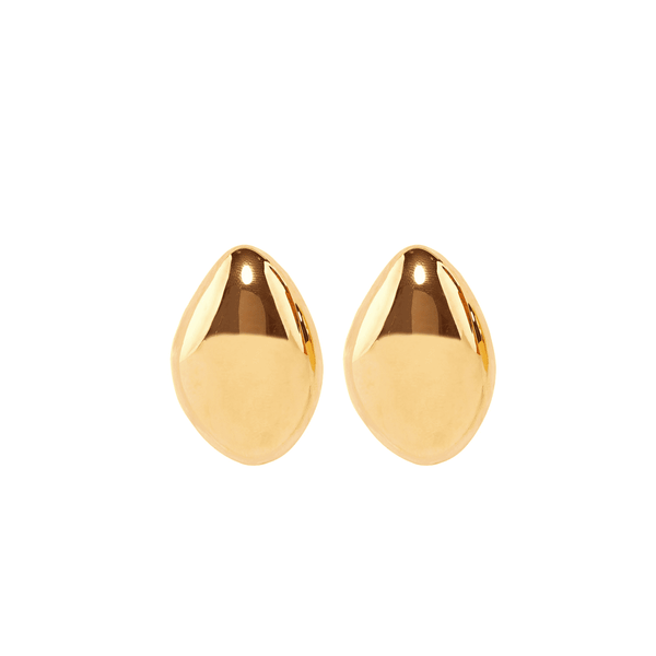 Large Drop Shape Earrings