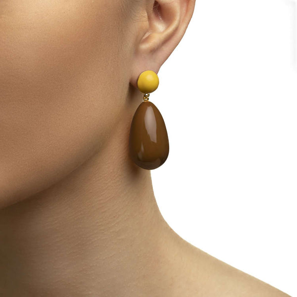 Blend Drop Earrings