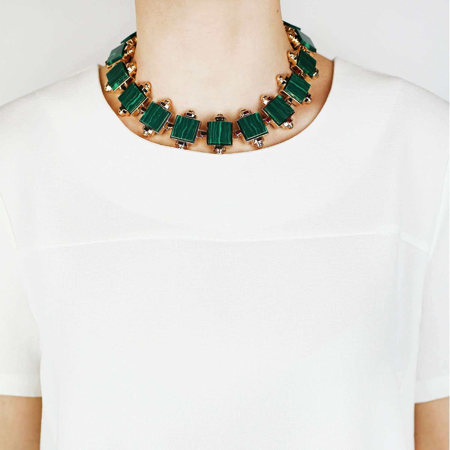 Lava Statement Necklace