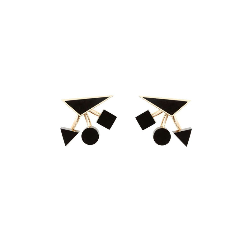 Geometric shape earrings for sale