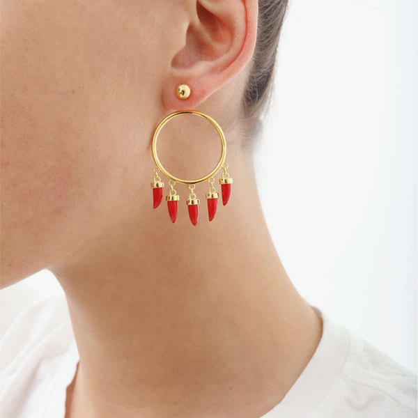 Shop online capsule pair earrings