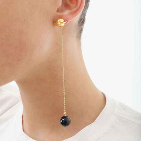 Buy Earrings with onix stones | ESHVI