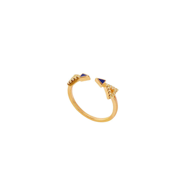 Shop Enamel Ring | ESHVI